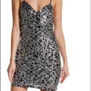 Ali & Jay Sequin Dress